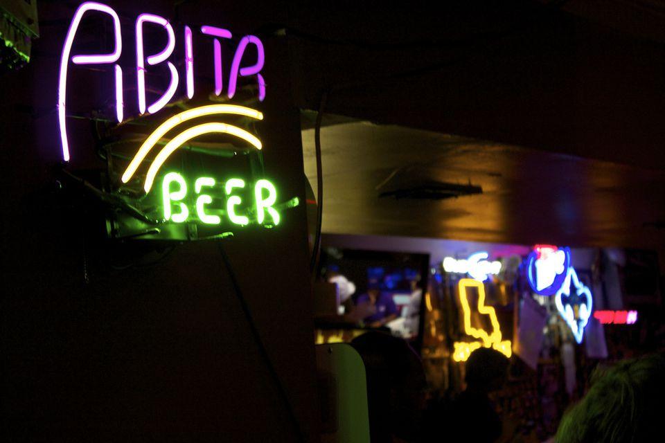 Abita Beer sign