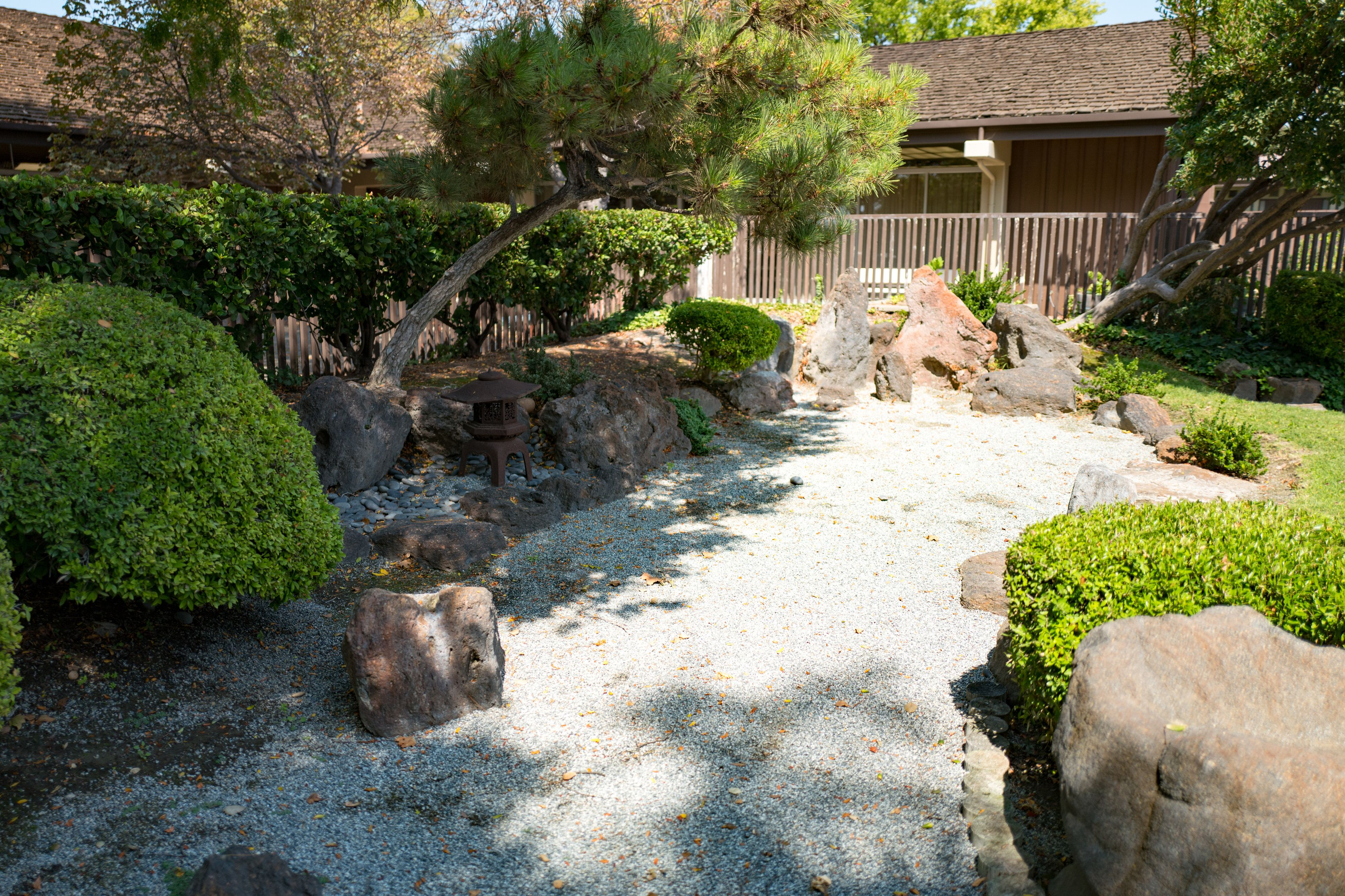 Los Angeles Japanese Garden: Botanical Gardens Open To The Public In Los Angeles