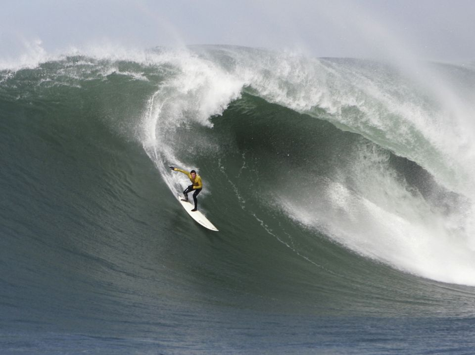 Where to Watch Mavericks Surf Contest