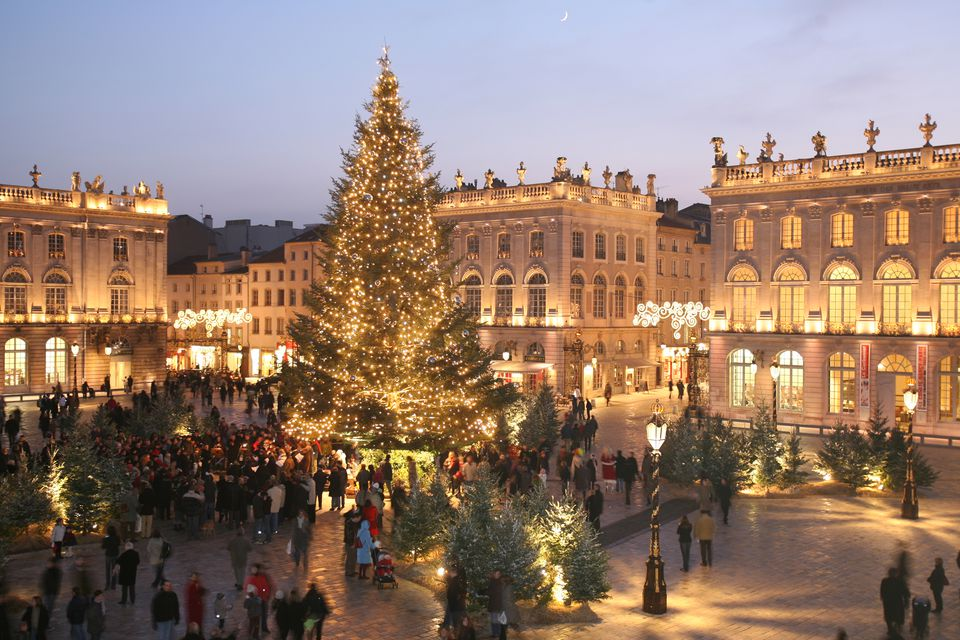 christmas starts with the november christmas markets - France Christmas
