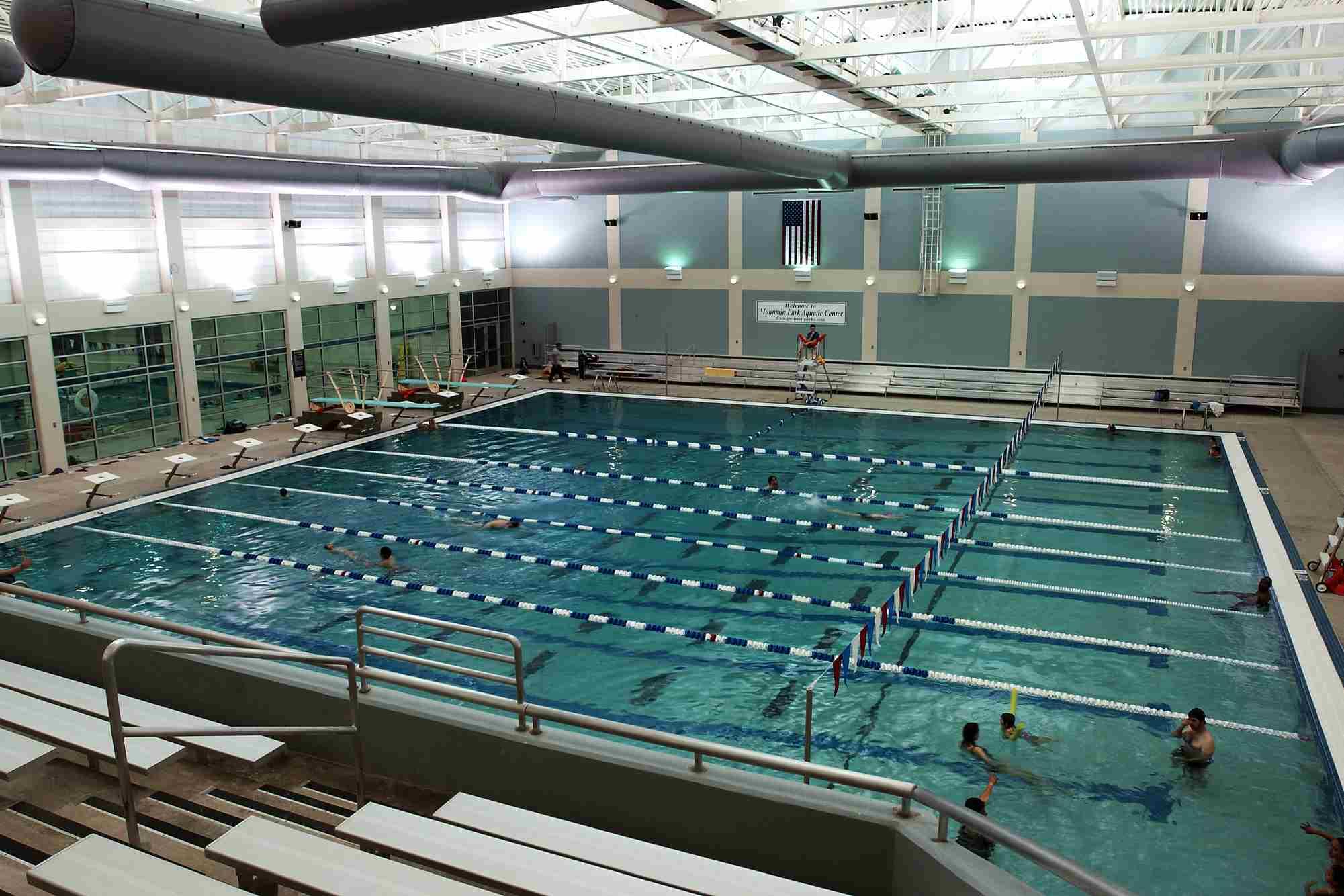 Mountain Park Aquatic Center