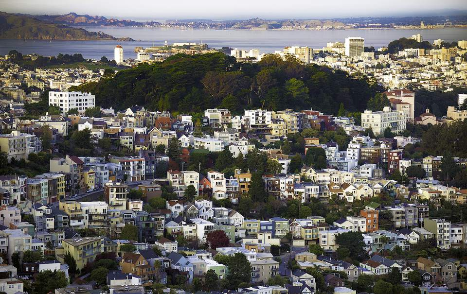 View of Buena Vista Park