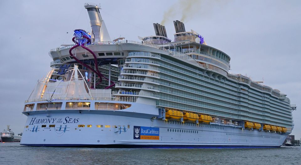 Crucero de crucero Harmony of the Seas