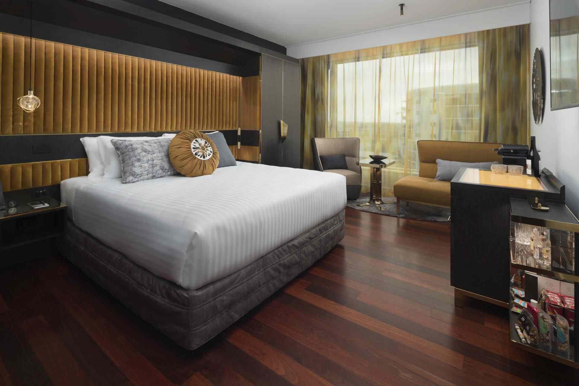 Bedroom QT Perth