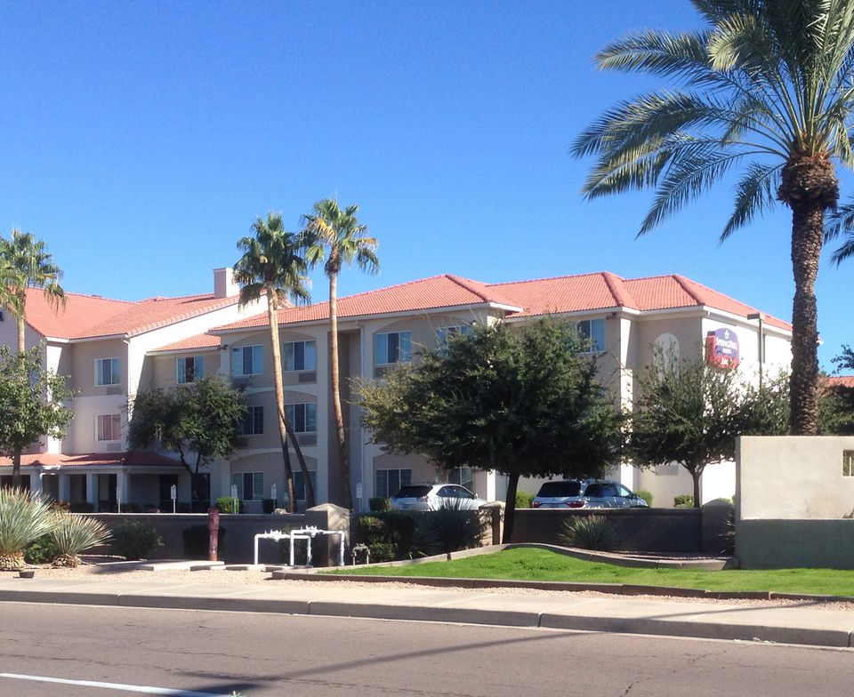 Find a Hotel in the West Valley