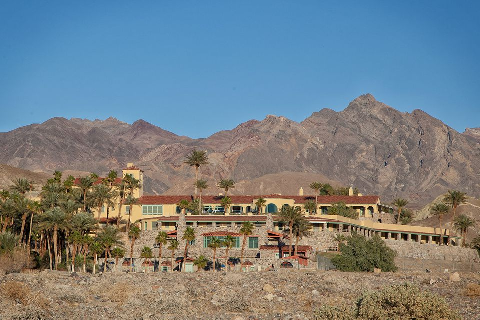 Furnace Creek Inn at Death Valley
