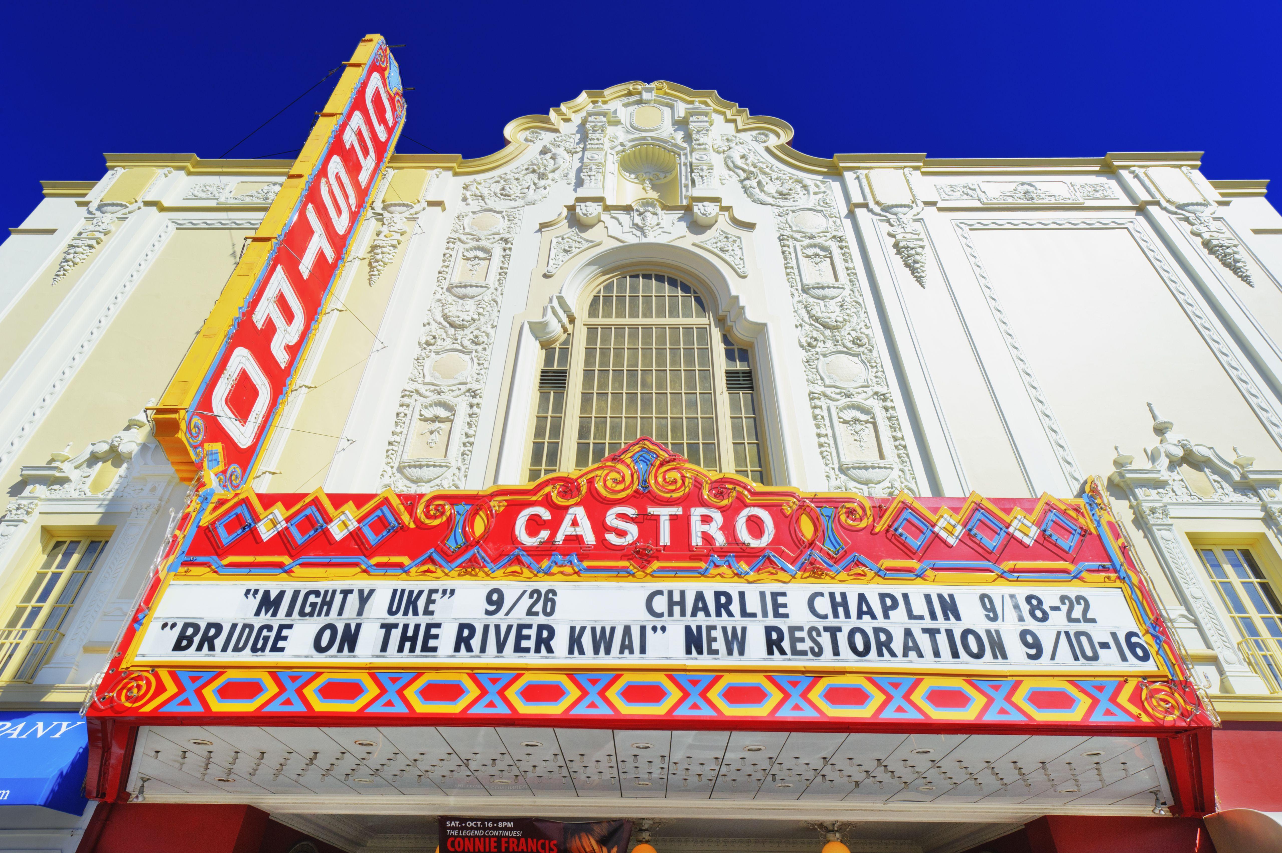 El teatro Castro en San Francisco