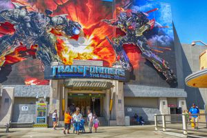 What You Need to Know for Maximum Fun on the Ride at Universal Studios Hollywood Transformers Ride at Universal Studios Hollywood