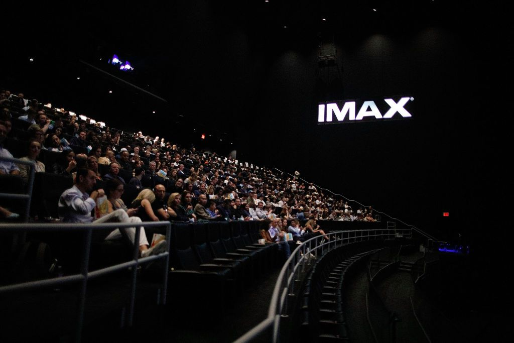 IMAX Movie Theater