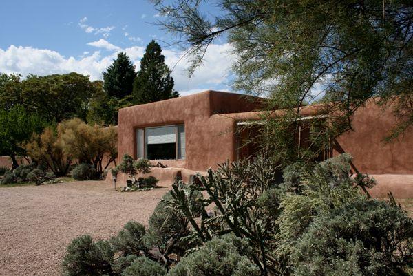 Georgia O'Keeffe's Abiquiu Home