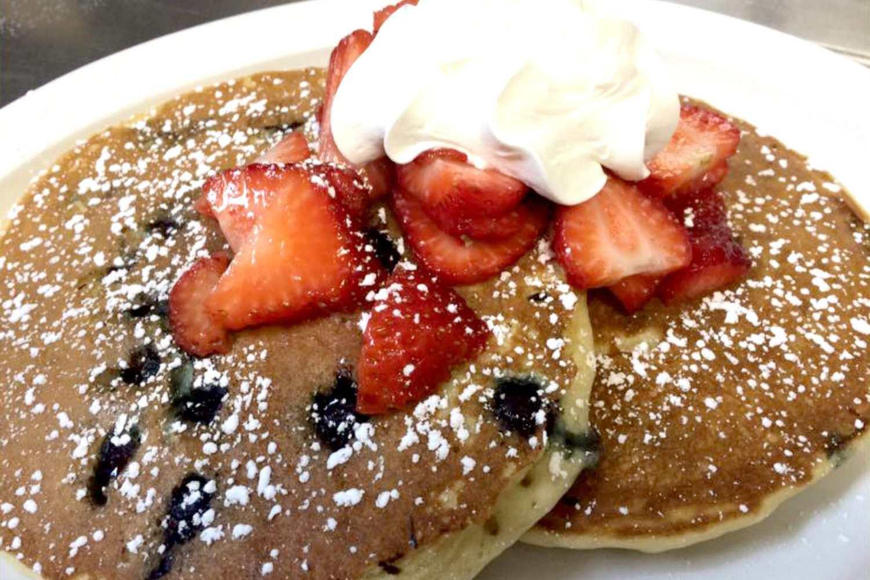 Desayuno en Kate's Pancake House