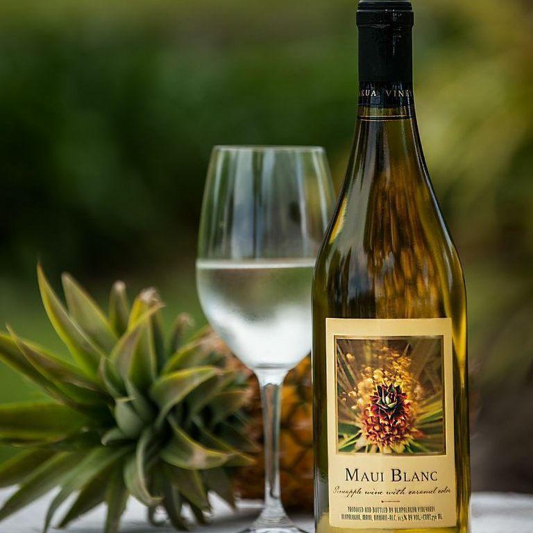 Maui Blanc - Maui's Winery
