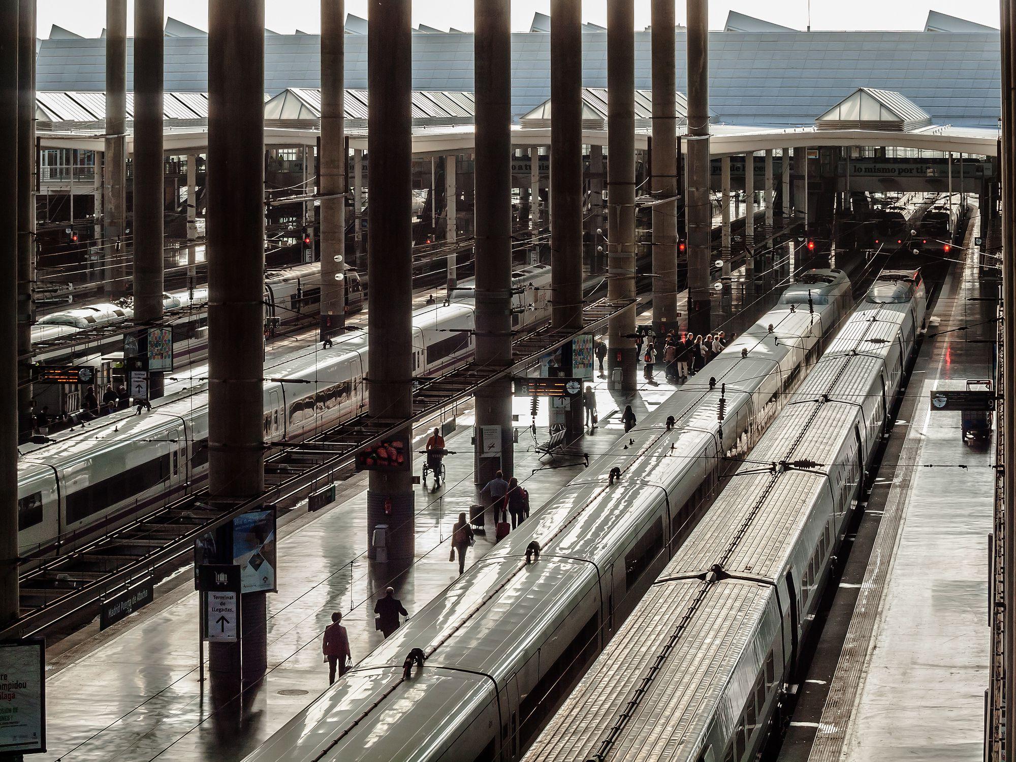 Best Train Journeys in Spain