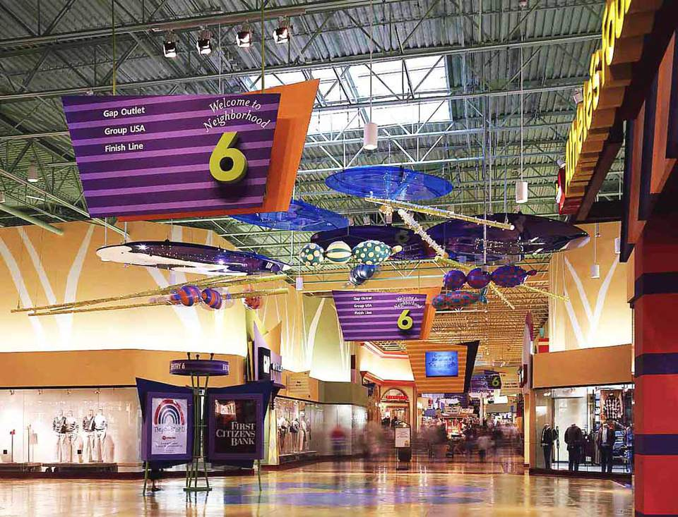 Guide to the Concord Mills Mall in North Carolina