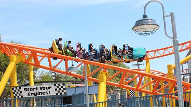 Adventure City amusement park California