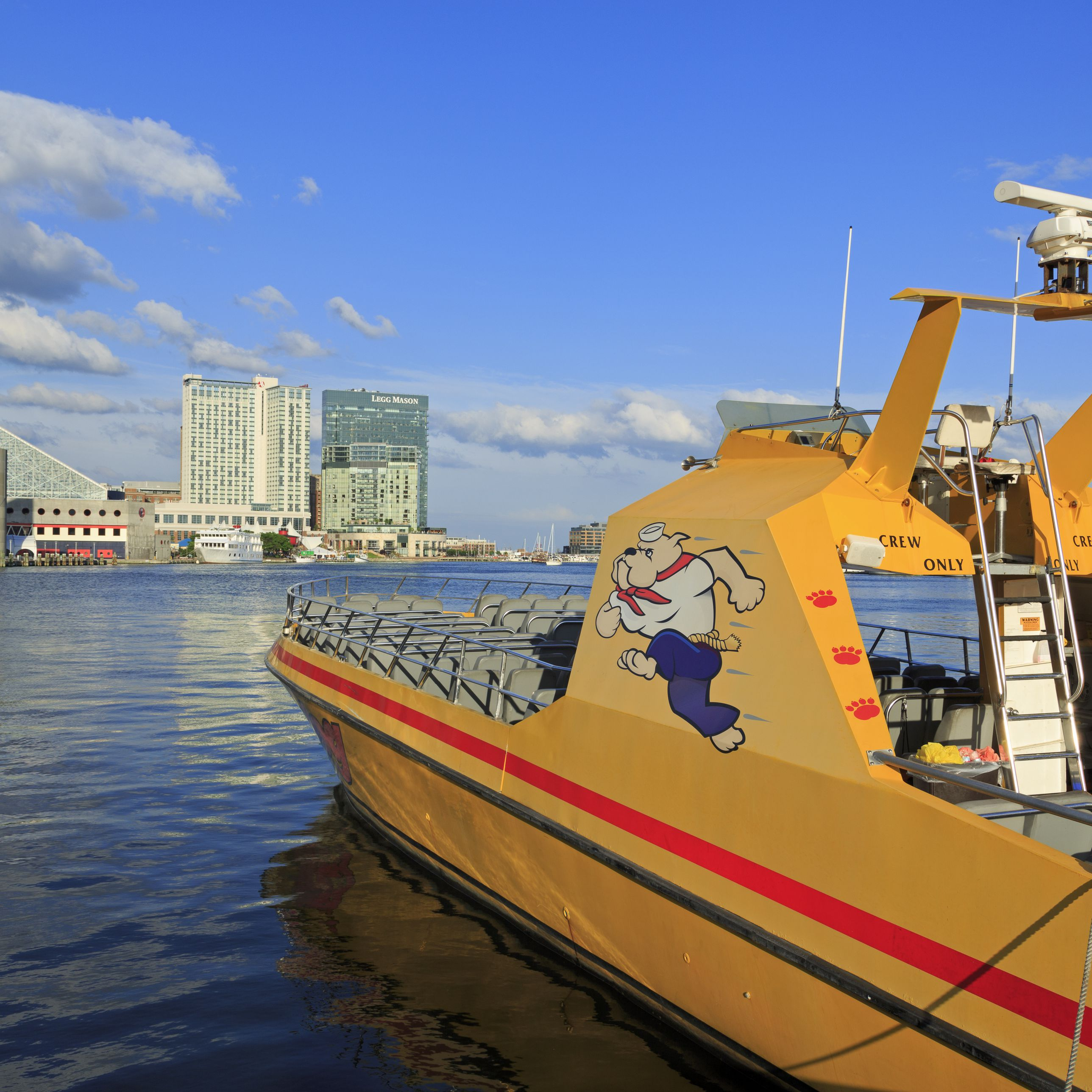 14 Things to Do in Baltimore's Inner Harbor
