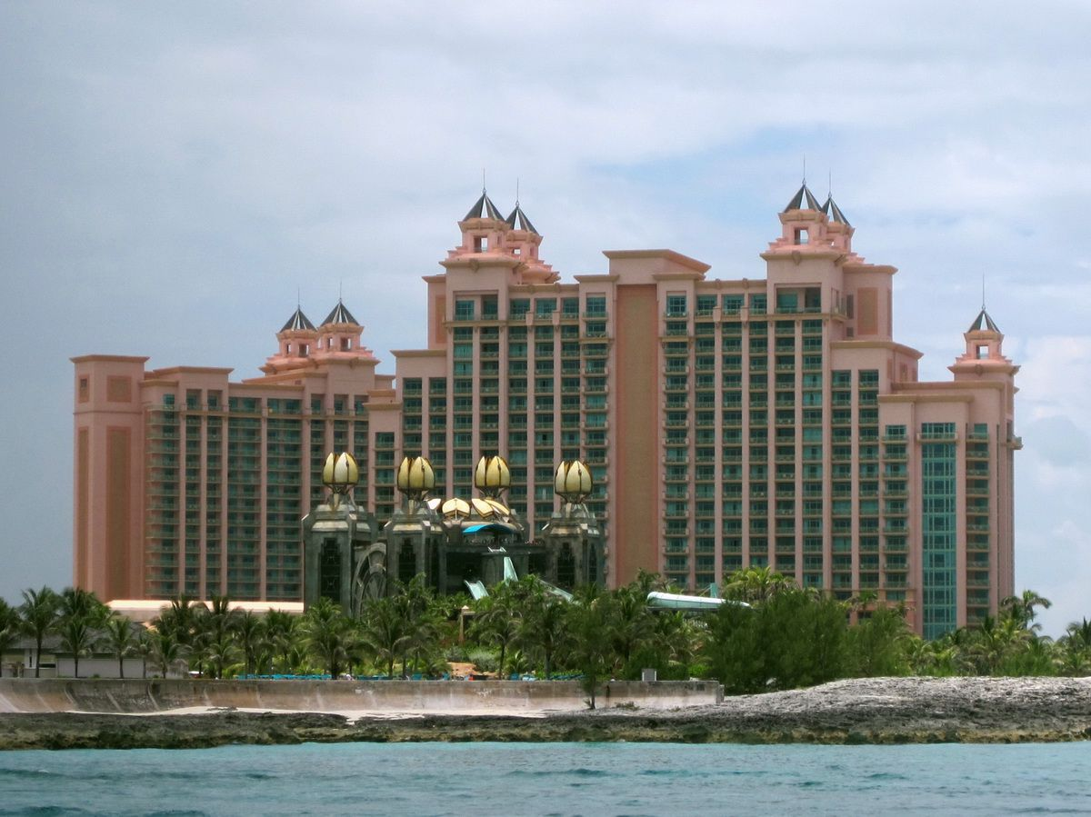 Nassau Cruise Ship Port Of Call In The Bahamas