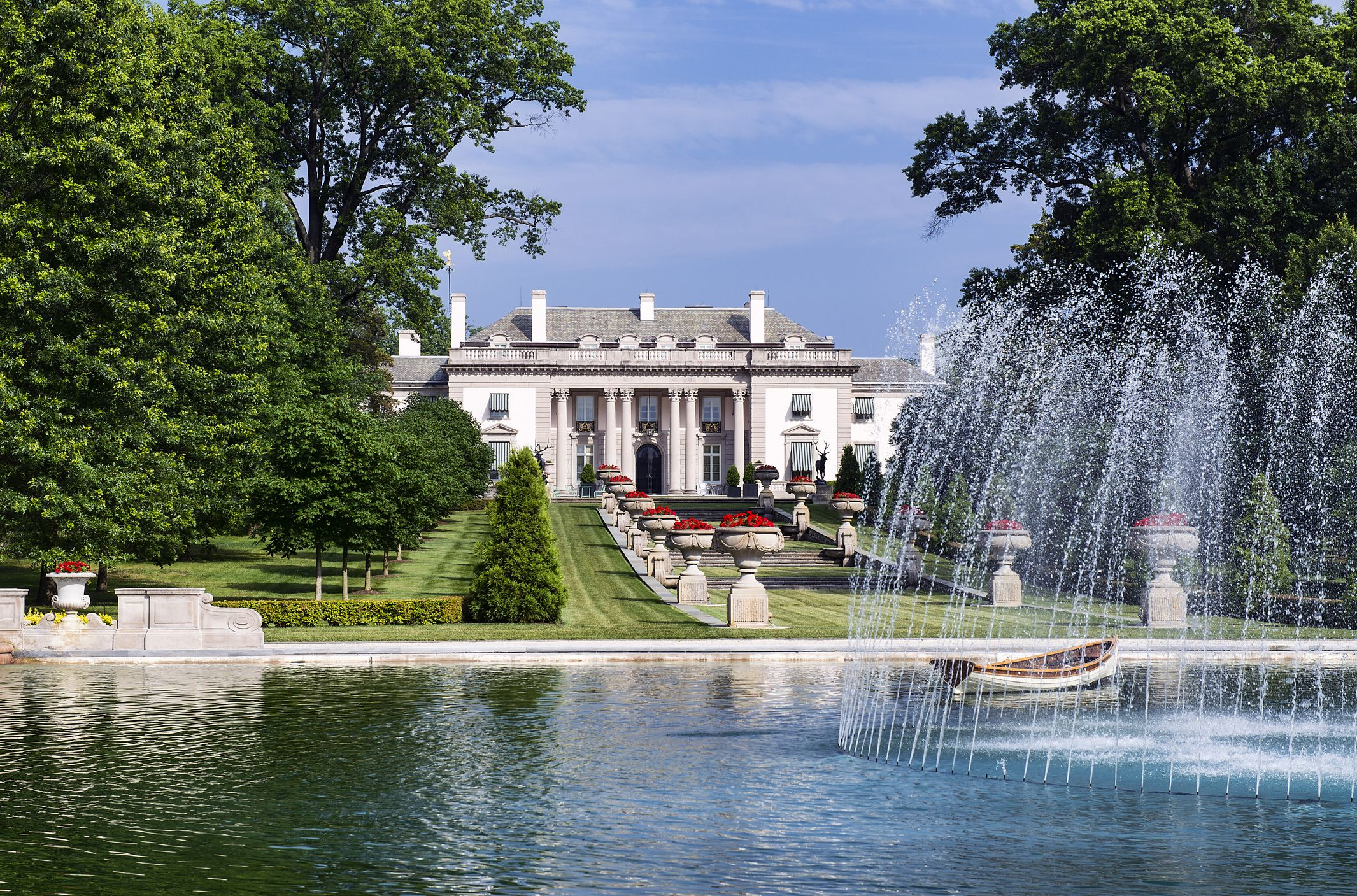 Nemours Mansion and Gardens in Wilmington