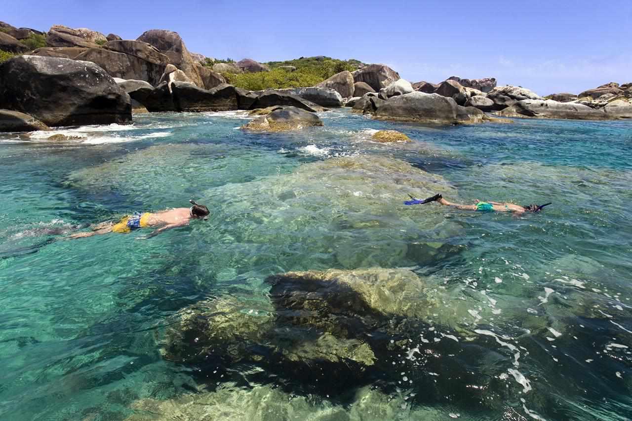 British Virgin Islands, Virgin Gorda, The Baths.