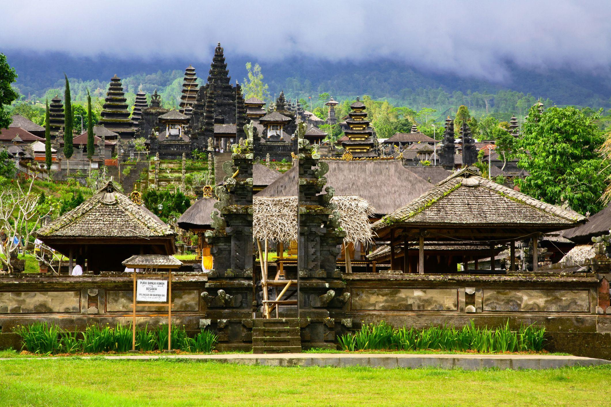 Pura Besakih, el santuario hindú más grande de la isla