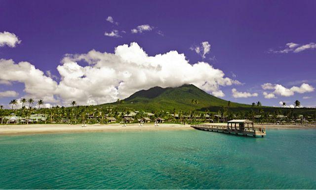 Four Seasons Resort Nevis Caribbean
