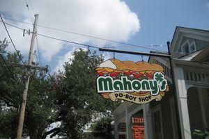 Mahoney's Po-Boy Shop
