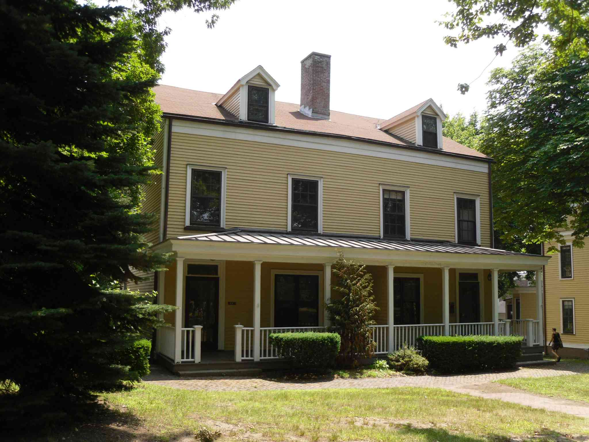 Historic home in Governors Island