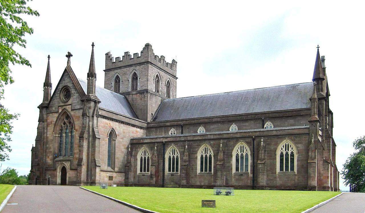 Armagh, St Patrick's Cathedral (Church of Ireland)
