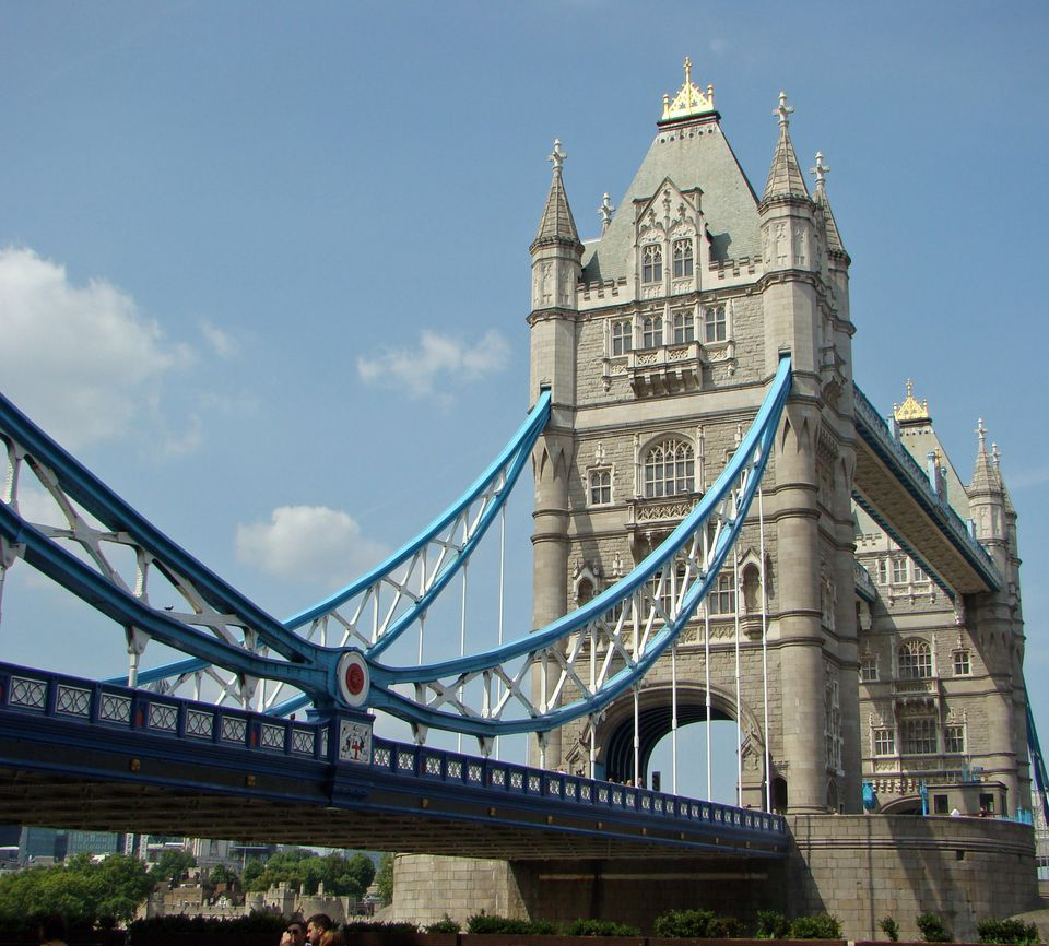 A bridge in london