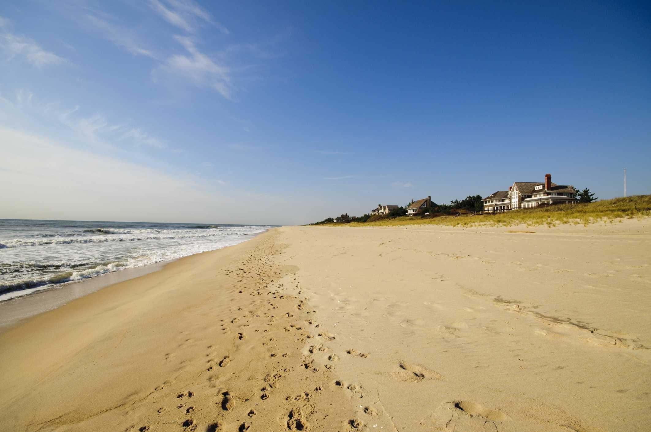 Main Beach in East Hampton.