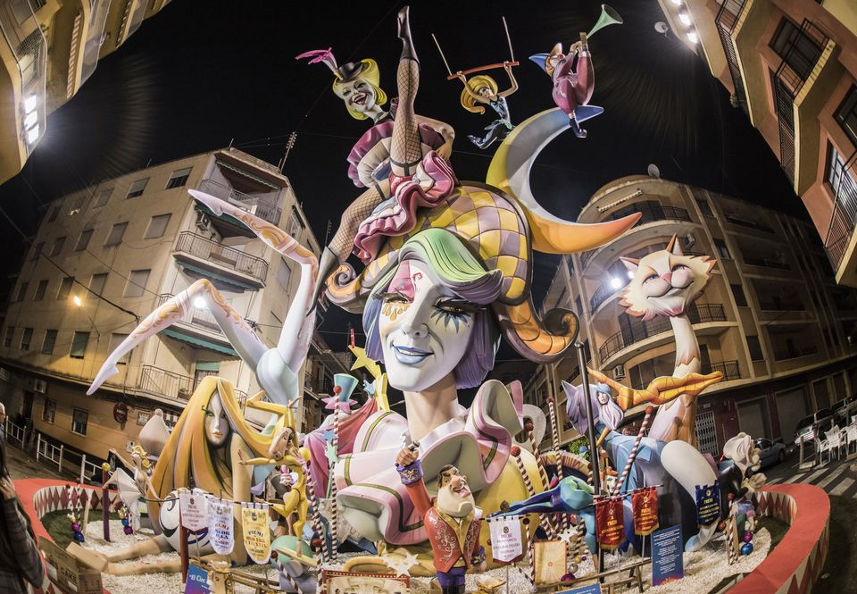 How To Celebrate Las Fallas In Valencia