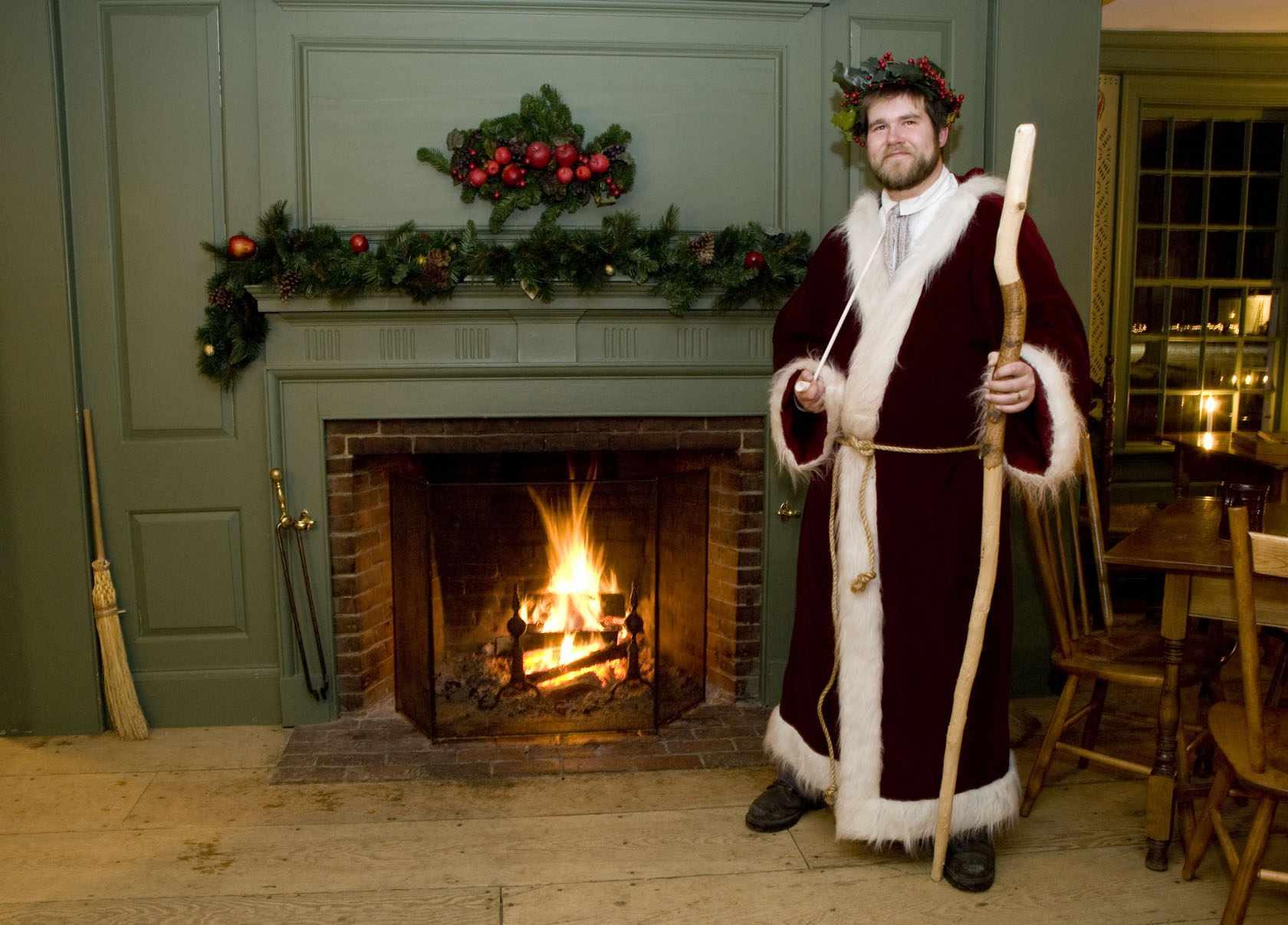 Christmas Tours at Old Sturbridge Village