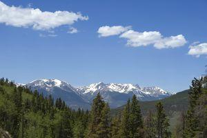 Rocky Mountains, Keystone, Colorado