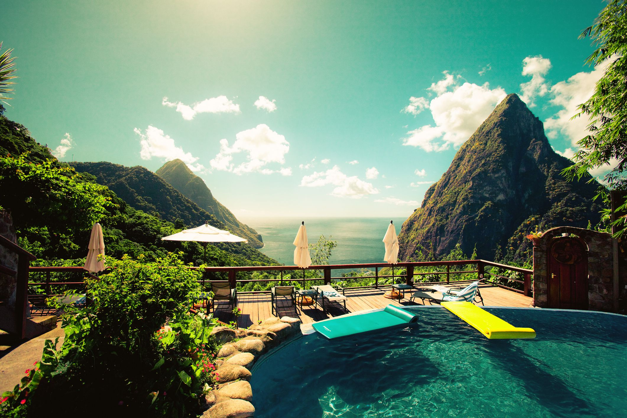 St. Lucia Travel Guide