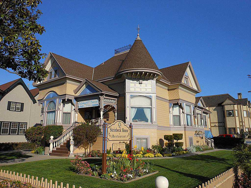 John Steinbeck House in Salinas, California