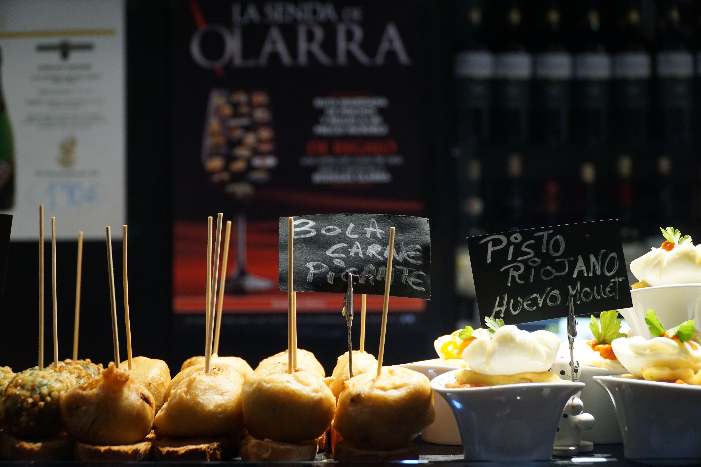 Tapas bar in Logroño