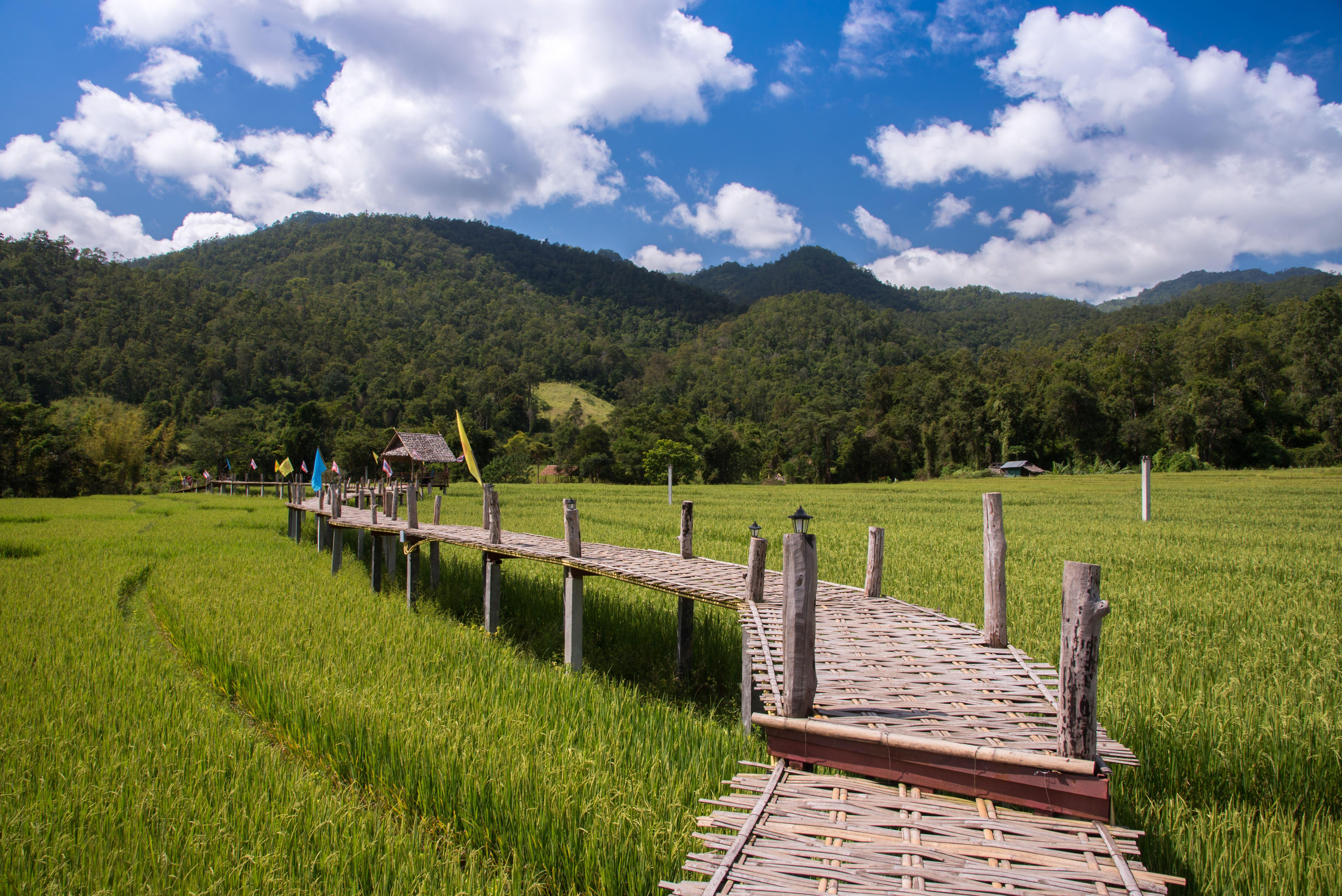 Pai en el norte de Tailandia