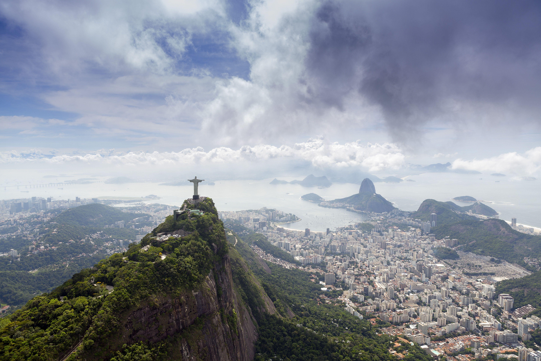 Paisaje de Río de Janeiro