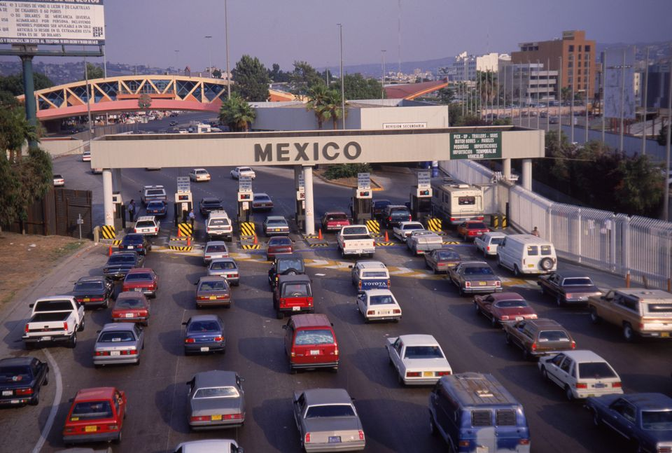 Another Weird Little Driving Hazard In >> Driving In Mexico And The Rules Of The Road