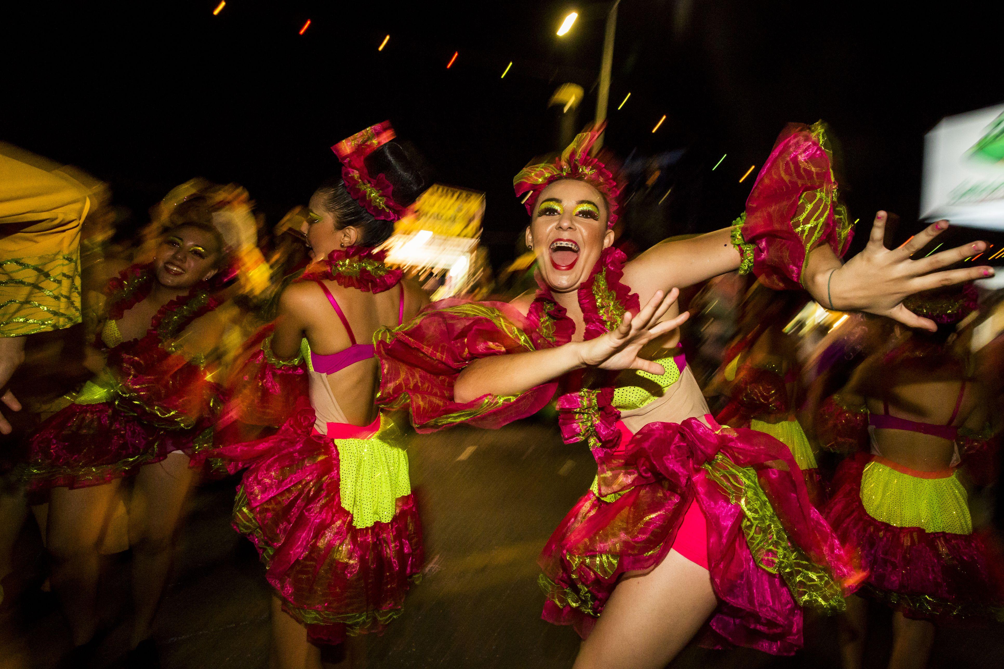 Carnaval en Mazatlán, Estado de Sinaloa, México