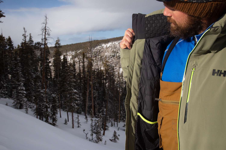 Helly Hansen Men's Alpha Lifaloft Jacket