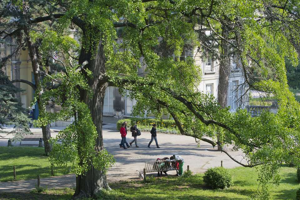 France, Paris, 5th district. Jardin des plantes
