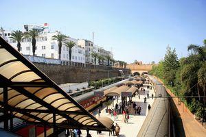 Rabat Station, Morocco