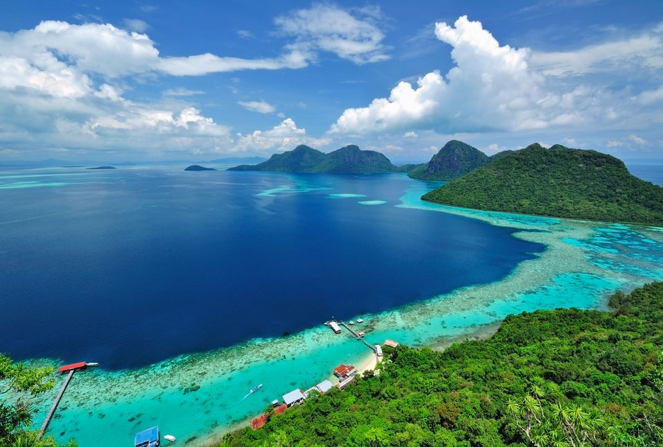 Getting Around Sabah, Borneo