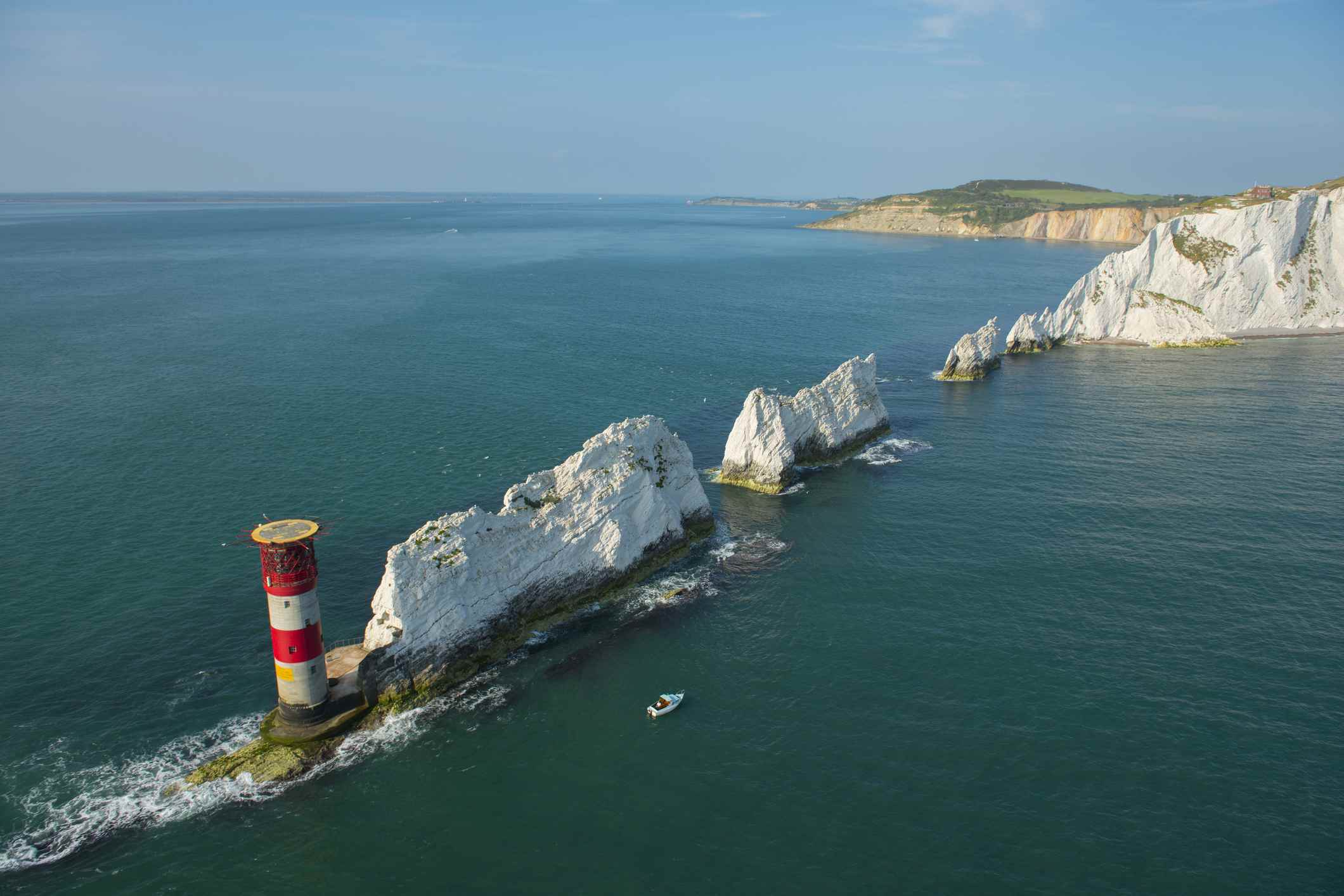 The Needles, Isle of Wight, UK
