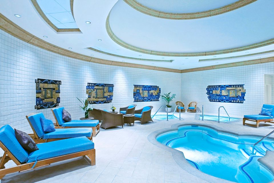 Jw Marriott Las Vegas Map.The Best Las Vegas Spas