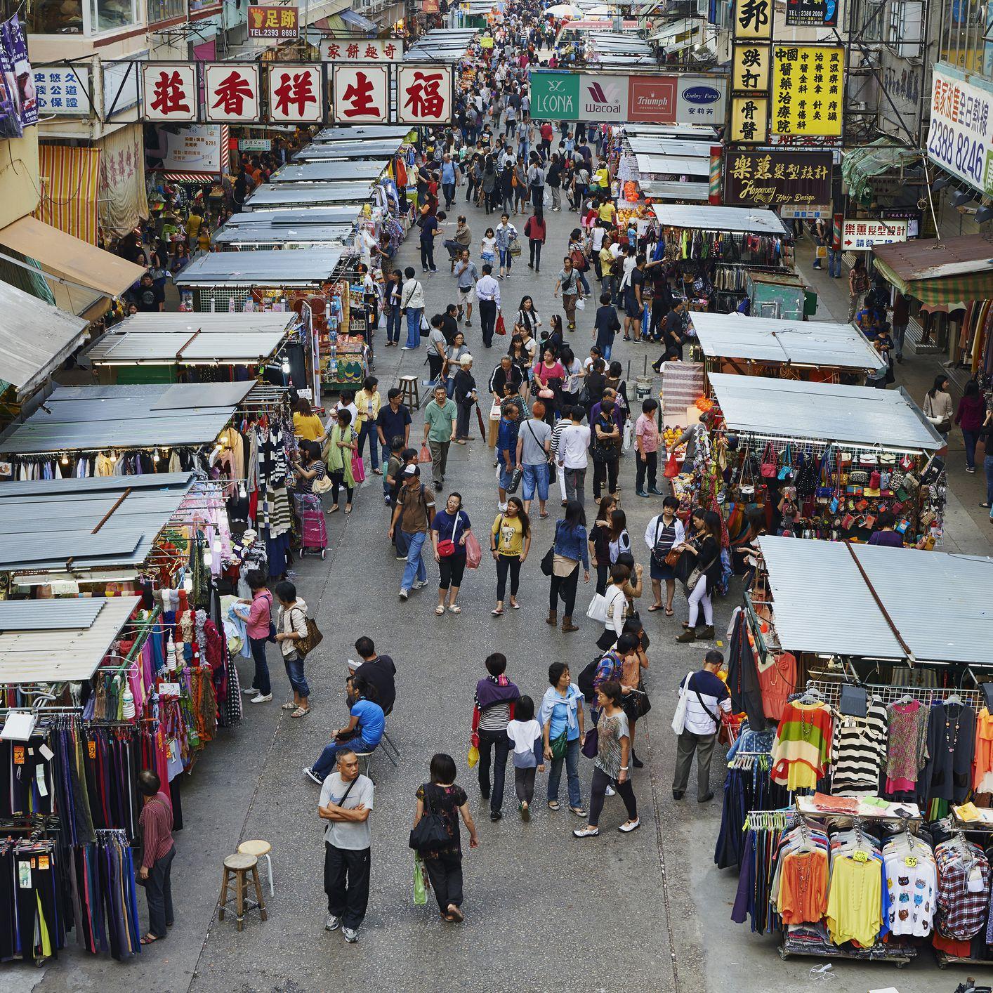 The 9 Best Hong Kong Markets for Serious Shoppers