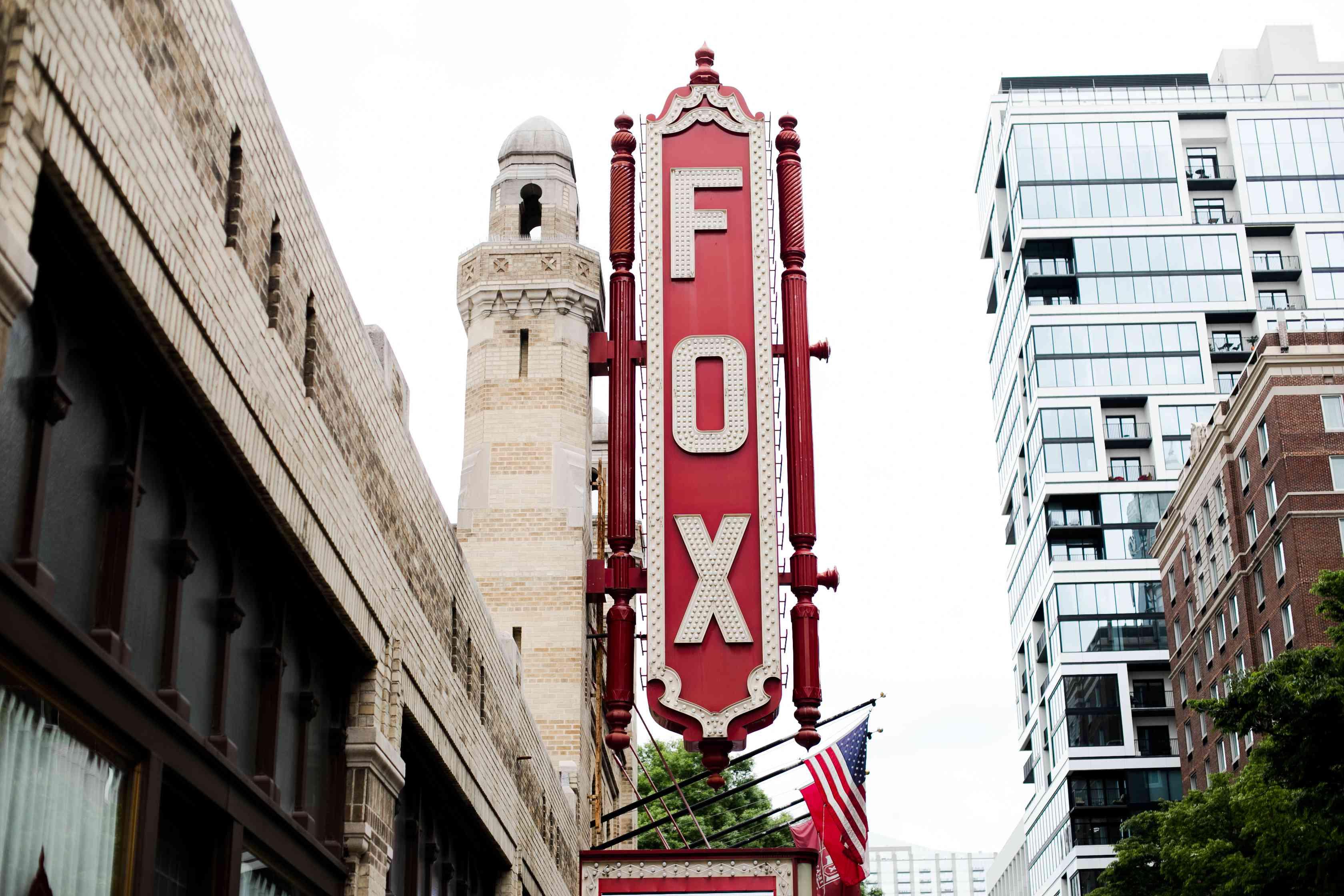 The Fabulous Fox Theatre in Atlanta, Georgia