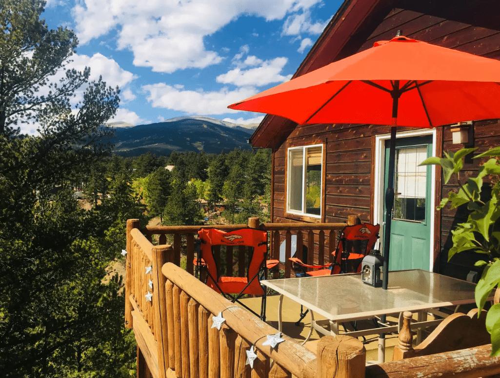 Mt. Rosalie Cabin