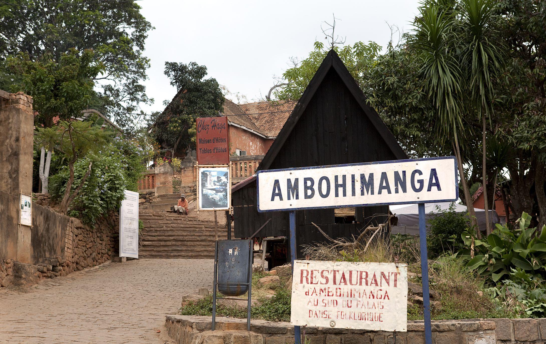 Ambohimanga village, Antananarivo
